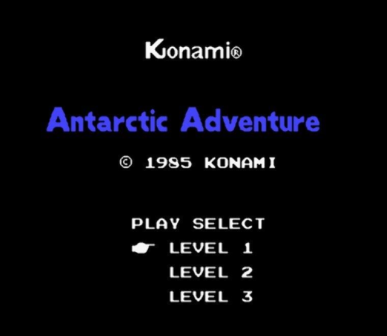 ファミコン版『けっきょく南極大冒険』35周年! 疾走するペンギンに熱中した日々の画像001
