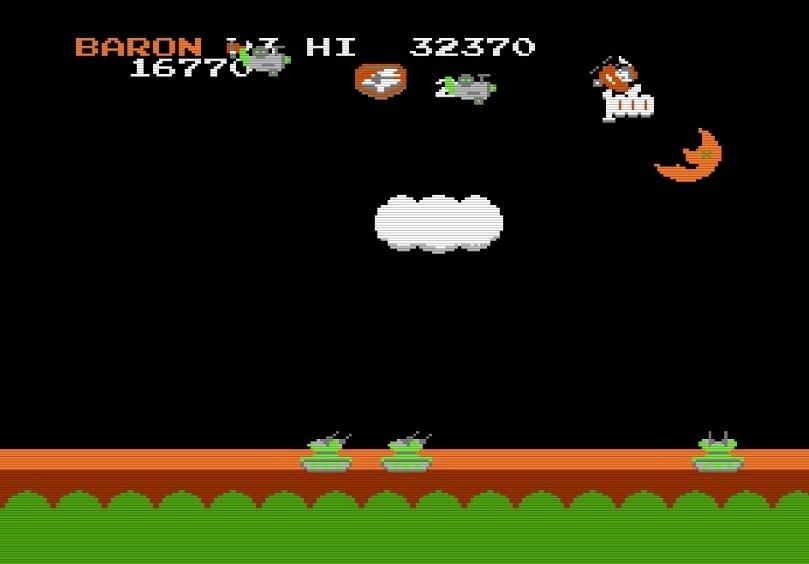 BGMがクセになる、名作STG『スカイキッド』には「ナムコらしい遊び心」がギッシリ!の画像005