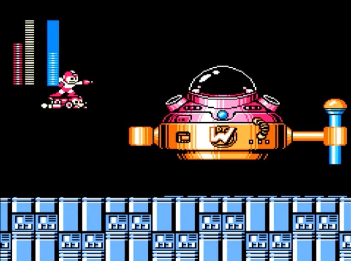 """ファミコン『ロックマン3 Dr.ワイリーの最期!?』が発売31周年、即死ギミックだけじゃない""""処理落ち""""の難敵の画像021"""