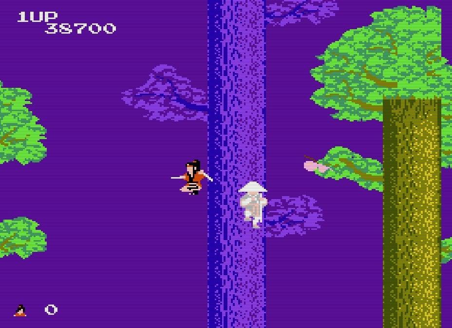 ファミコン『影の伝説』35周年「何度もさらわれる姫」「シュールな忍術」に大興奮した記憶の画像006