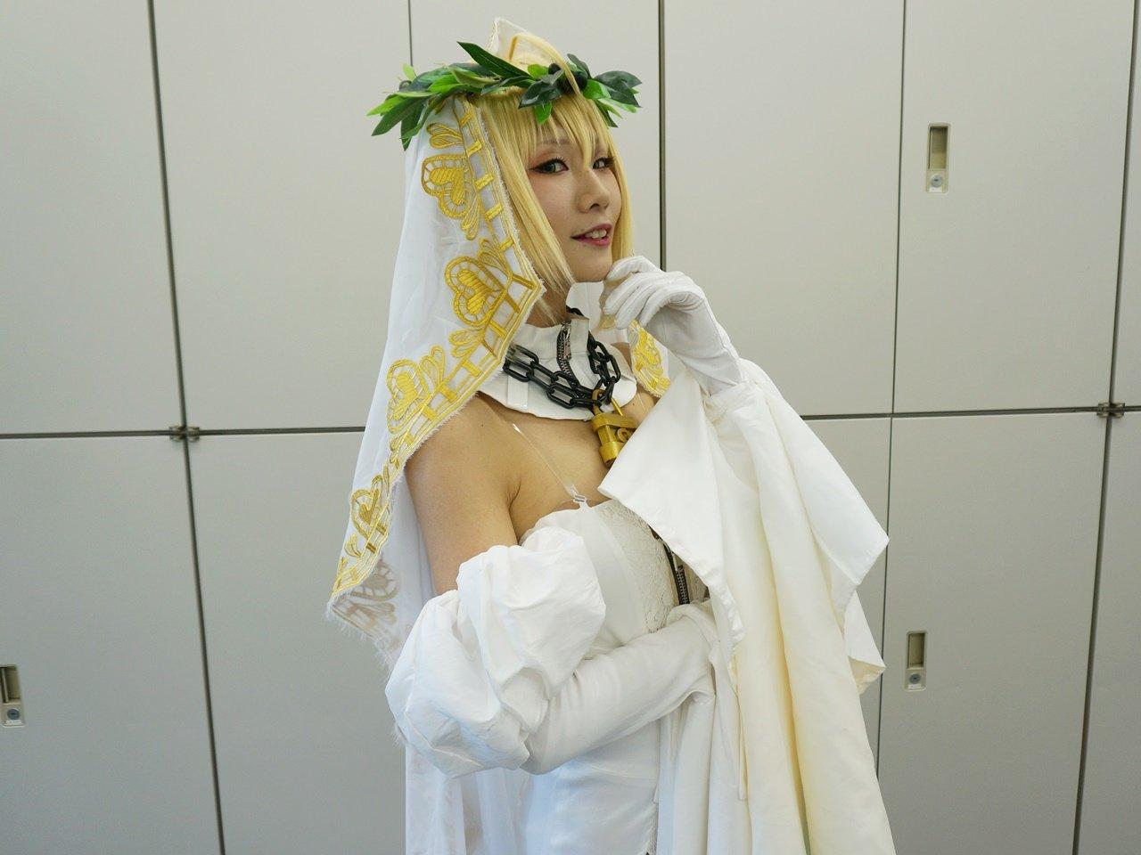 「30万課金したけど…」『FGO』武蔵ちゃん、嫁ネロ、スカサハら美女レイヤー座談会の画像008