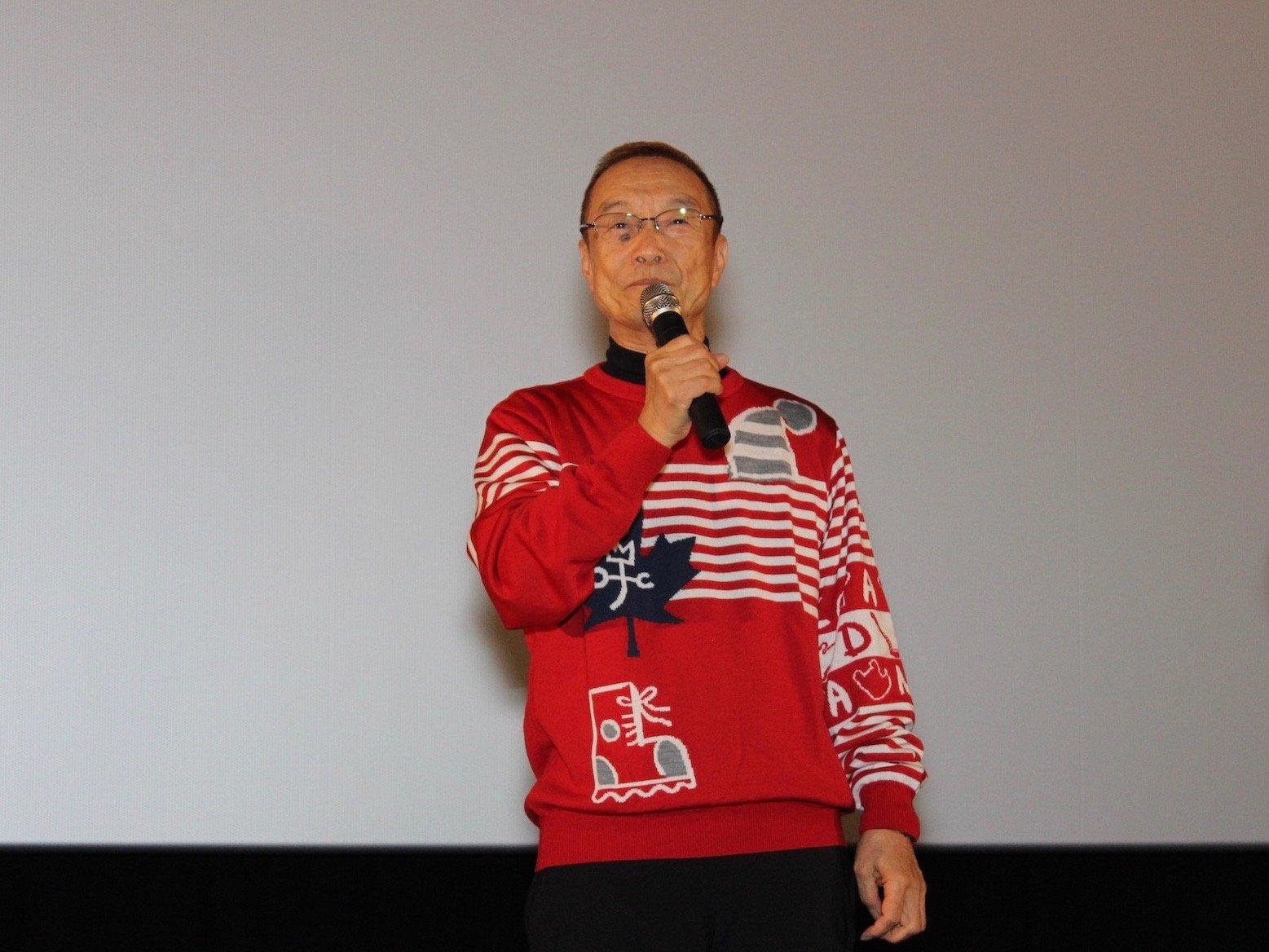 神谷明が実写『シティハンター』山寺宏一のリョウ役を絶賛!「最初からこの声だったんだ」の画像002