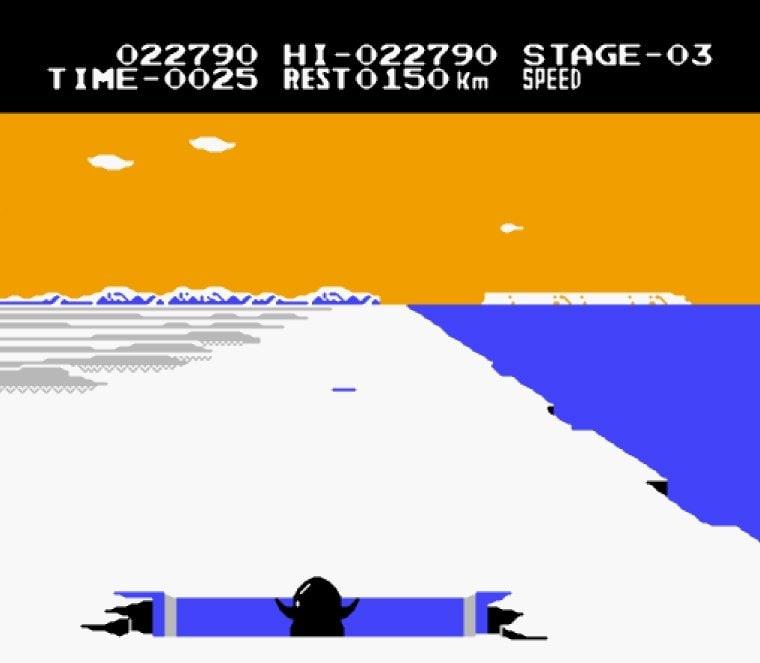 ファミコン版『けっきょく南極大冒険』35周年! 疾走するペンギンに熱中した日々の画像007