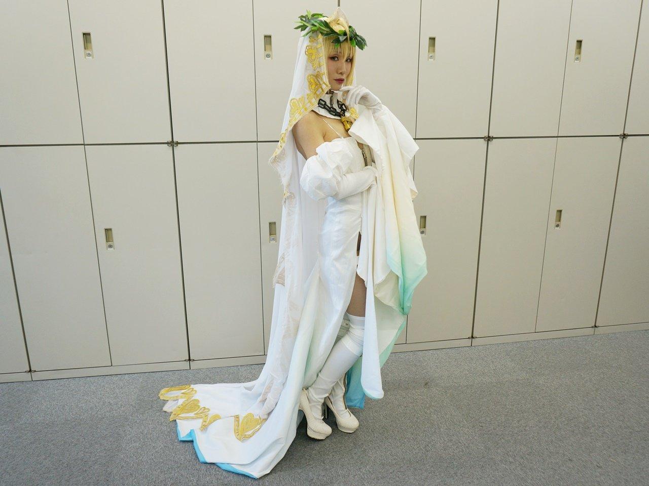 「30万課金したけど…」『FGO』武蔵ちゃん、嫁ネロ、スカサハら美女レイヤー座談会の画像007