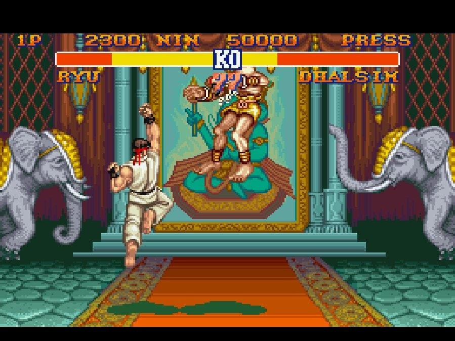SFC版『ストリートファイターII』29周年、ブームはスーファミ版発売で加速? 親指を痛め、昇龍拳を練習した忘れられぬ日々の画像002