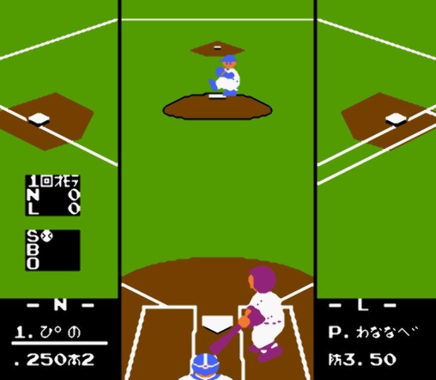ファミコン版『ファミスタ』伝説の老舗野球ゲームを振り返る「くわわ、きよすく…」の画像005