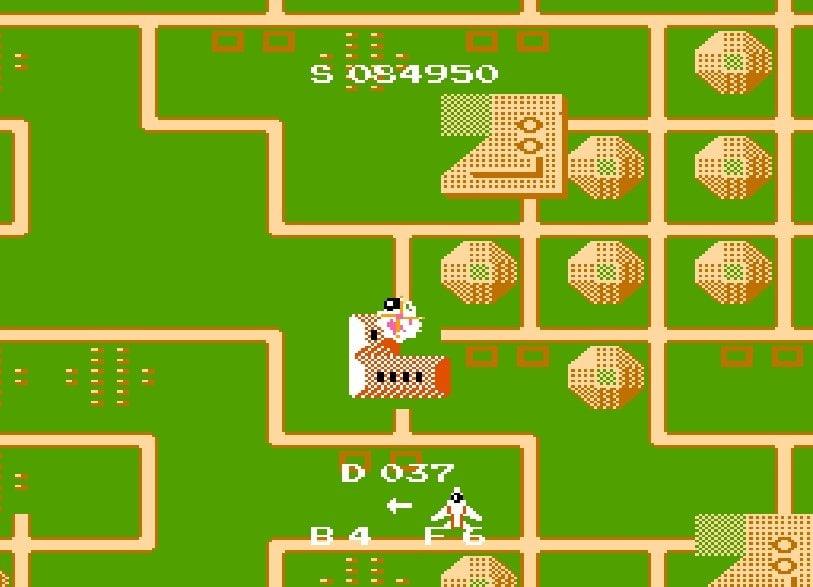 ファミコン『バンゲリングベイ』当時は理解不能だった有名作を36年ぶりにリベンジ!の画像002