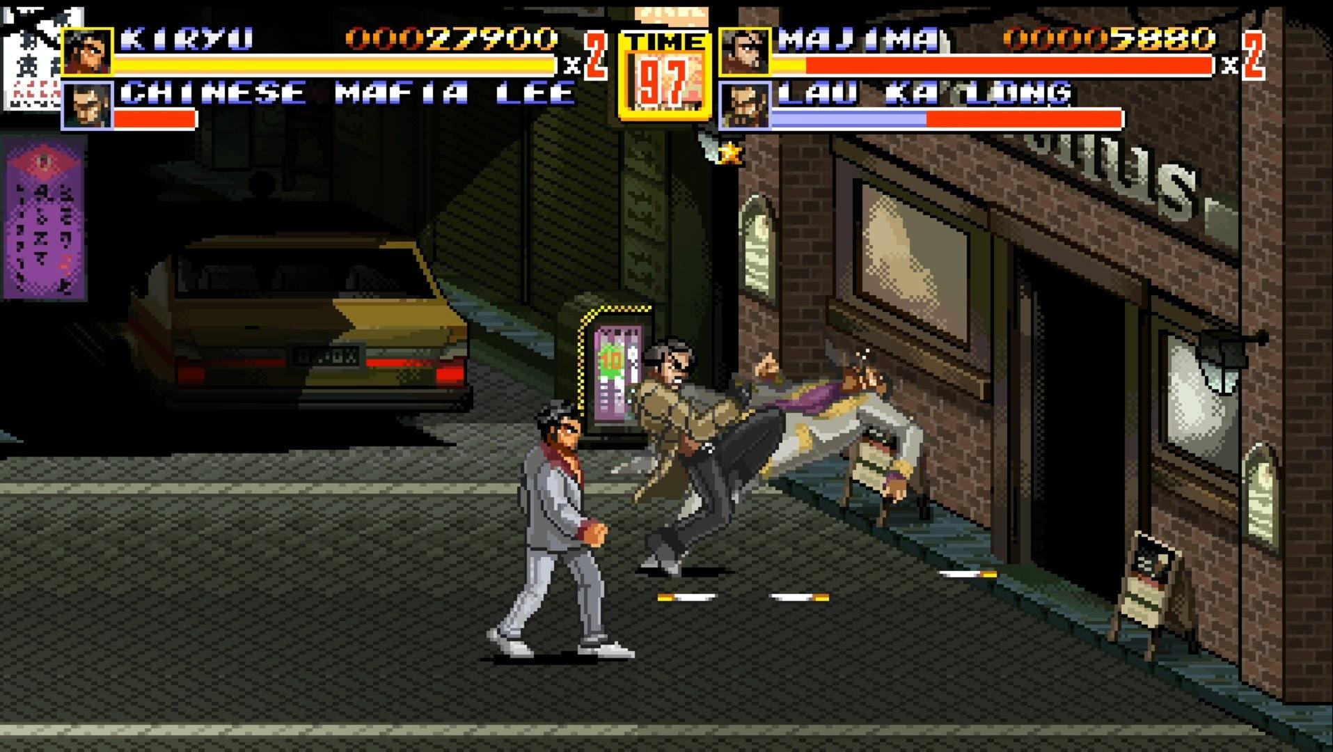 メガドライブの傑作『ベア・ナックル2』に『ゴールデンアックス』も? セガ60周年記念のSteam無料配信ゲームが懐かしすぎるの画像006