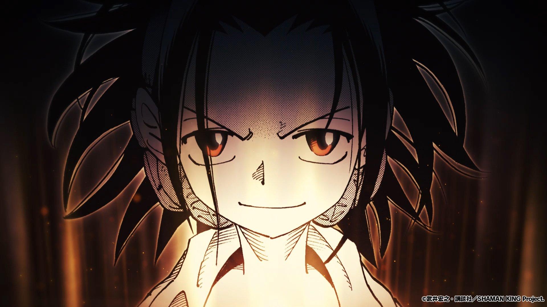 林原めぐみによる懐かしの主題歌も! 完全新作アニメ『シャーマンキング』特報PVに震えるの画像001