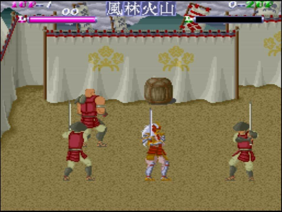 """大河ドラマ大ヒット時代に生まれたアーケードゲームの珍作『武田信玄』は""""再評価されるべき""""ベルトスクロールアクションだったの画像002"""