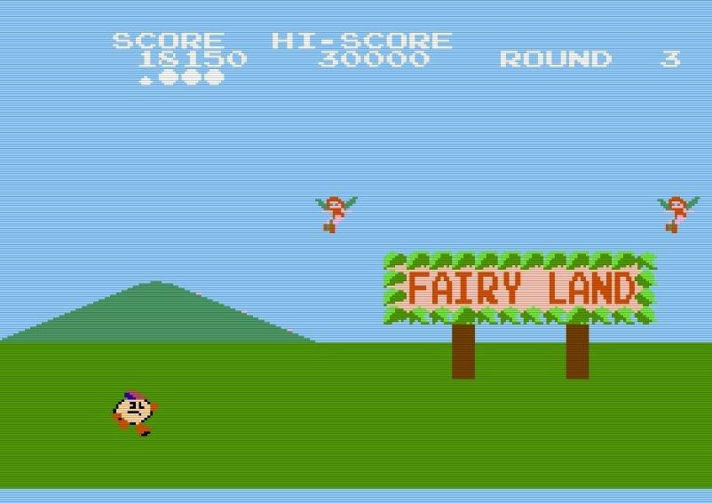 """パックマン40周年!『パックランド』""""7650点ジャンプ""""にドヤ顔した記憶がよみがえるの画像005"""