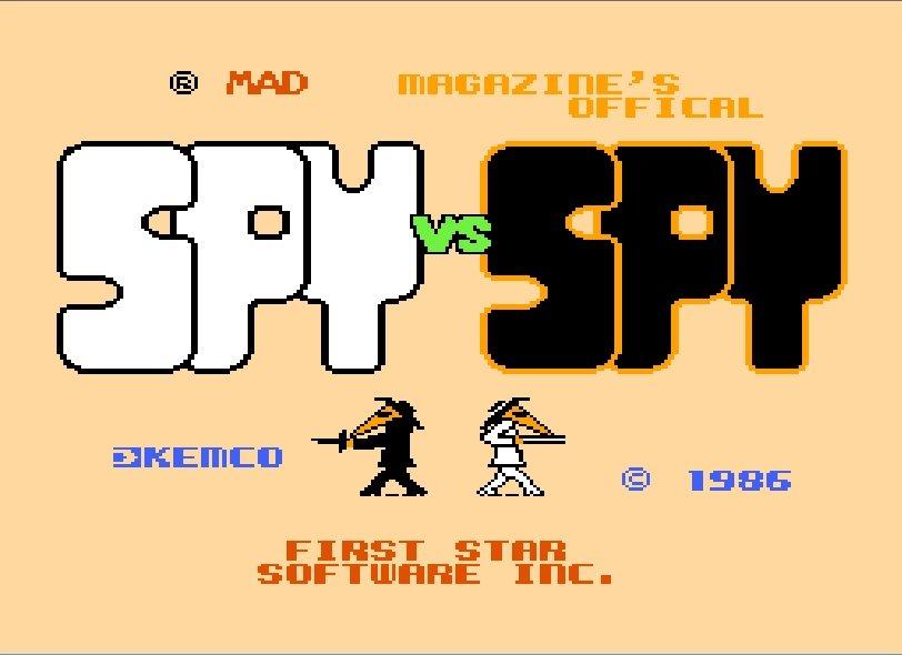 接待プレイに友情破壊…トラウマ必至の対戦ファミコン『スパイvsスパイ』斬新だったゲーム性とは?の画像001