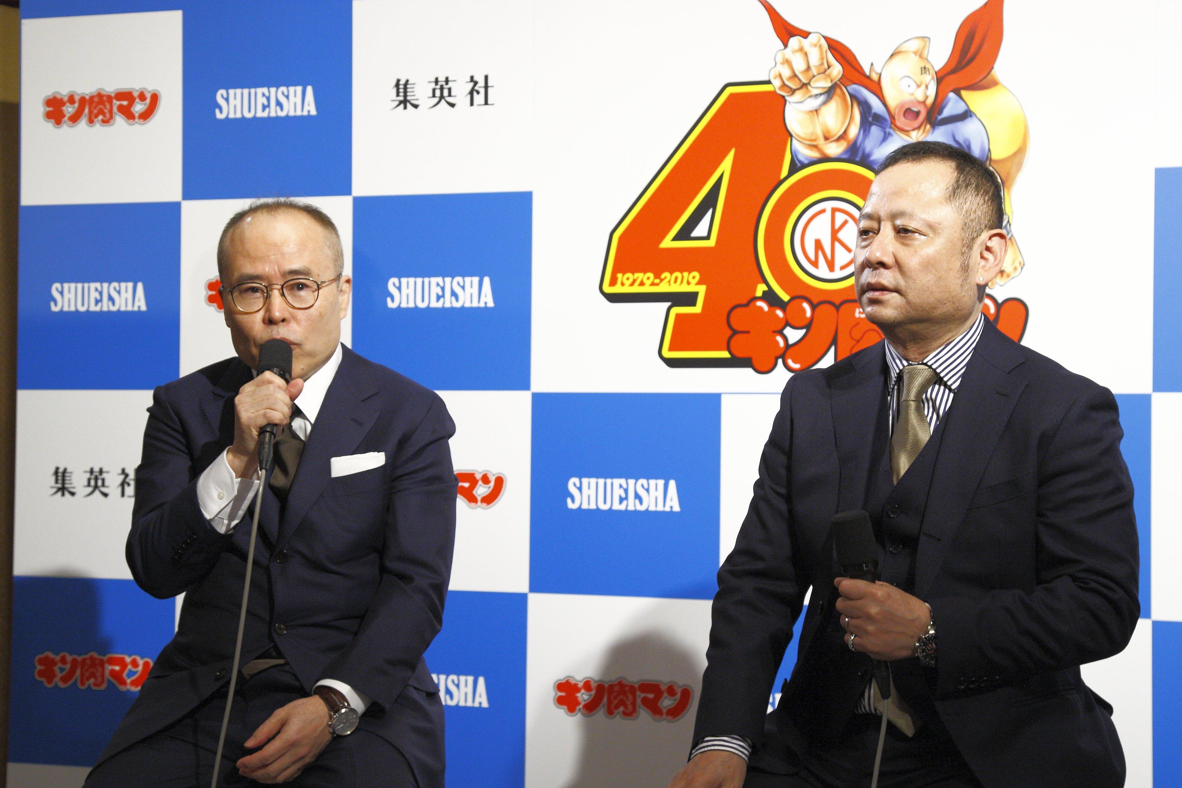 祝40周年!キン肉マン「ゆでたまごと編集者が語る誕生秘話」の画像002