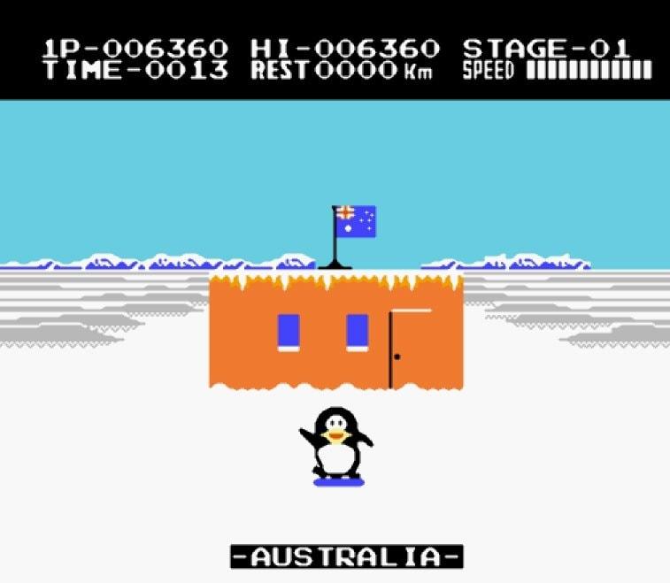 ファミコン版『けっきょく南極大冒険』35周年! 疾走するペンギンに熱中した日々の画像005