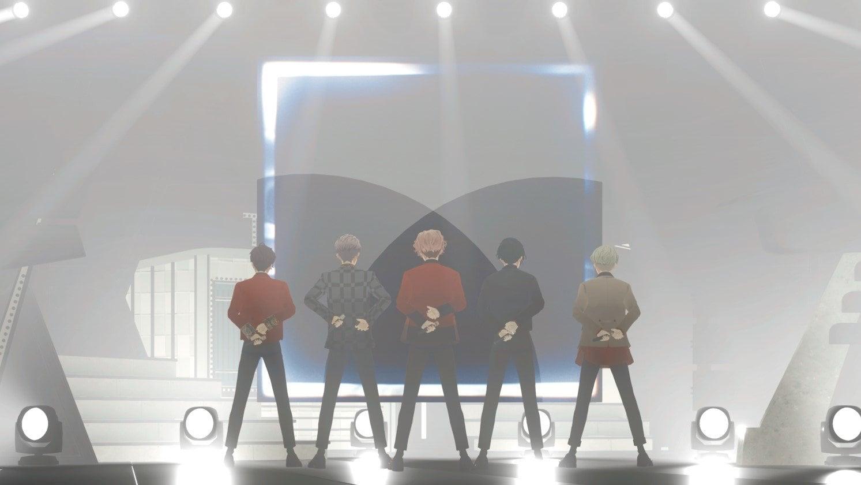 ヴァーチャルアイドル『学芸大青春』って? 初の配信LIVE『WHO WE ARE!』をレポートの画像004