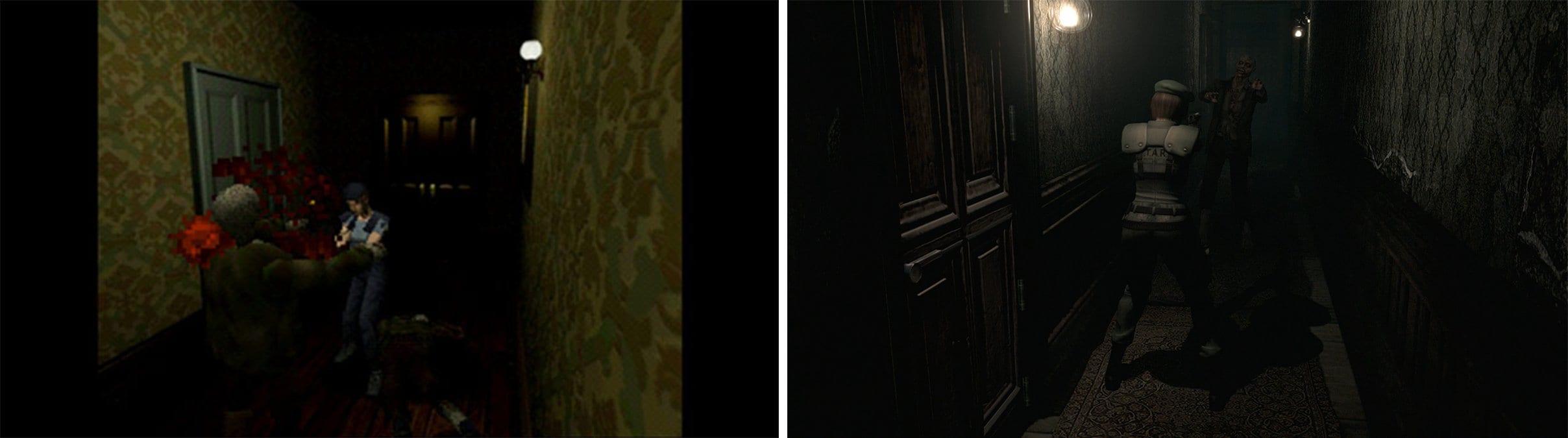 """ゲームキューブ20周年!『バイオハザード』リメイク版は原点を超越した""""バイオシリーズ最恐""""の傑作だった?の画像002"""